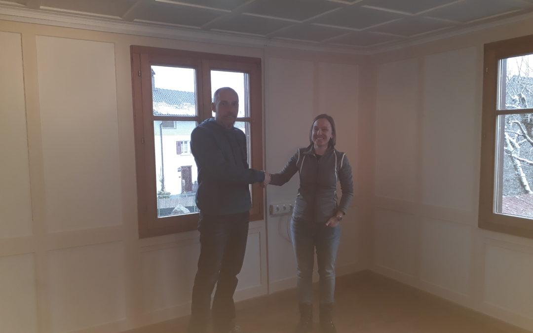 3 Zimmerwohnung in Sulz